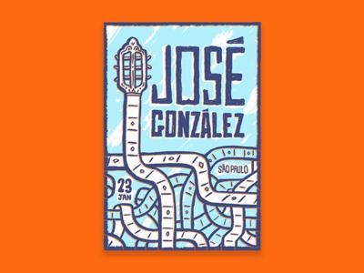 José González Poster