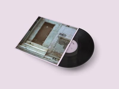stella - 'deriva' album photography album cover isometric vynil record album indie band