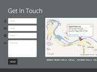 Ideal Pools Homepage 2