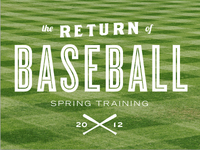 Return of Baseball