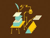 self-publishing machine ii