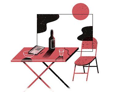 SP bar table illustration