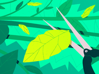 Getting rid of Inactive Subscribers illustration editorial