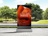 Outdoor Advertisement Billboard Poster Mockup Free psd mockup design template stationery mockups logo identity freebie free poster mockup free poster mockup mockup psd mockup free free mockup mock-up mockup frame billboard mockup download branding
