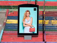 Psd Billboard Poster Mockup Free For Advertisement