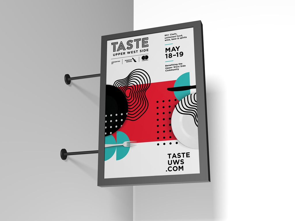 Wall Signboard Poster Mockup Free By Poster Mockup On Dribbble
