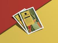 Branding PSD Poster Mockup Free