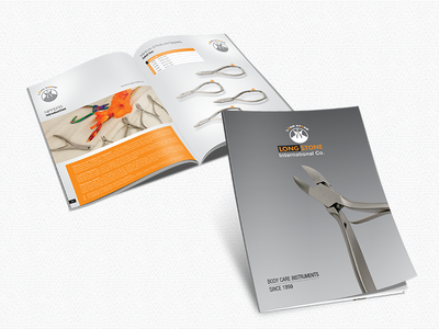 Beauty Care Products Catalog  products care beauty print ui catalog