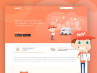Fetchr Shipping Company