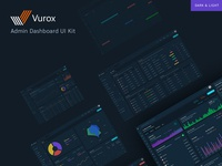 cryptorio cryptocurrency trading dashboard ui kit