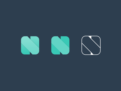 Nudge logo icon app ios nudge