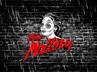 Miss Mallory Logo