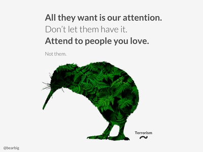 Don't let them have your attention