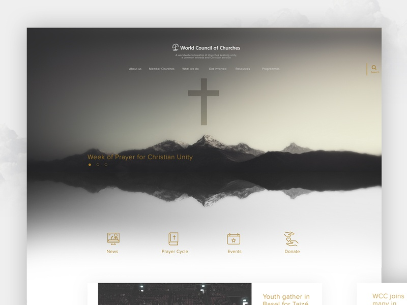 Pitch work for A client design icon website design ux ui