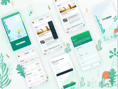 Agri Economy based Information App