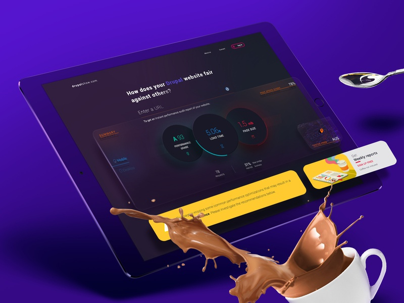 Every Digital Business's Nightmare ux design animation ux ui website design