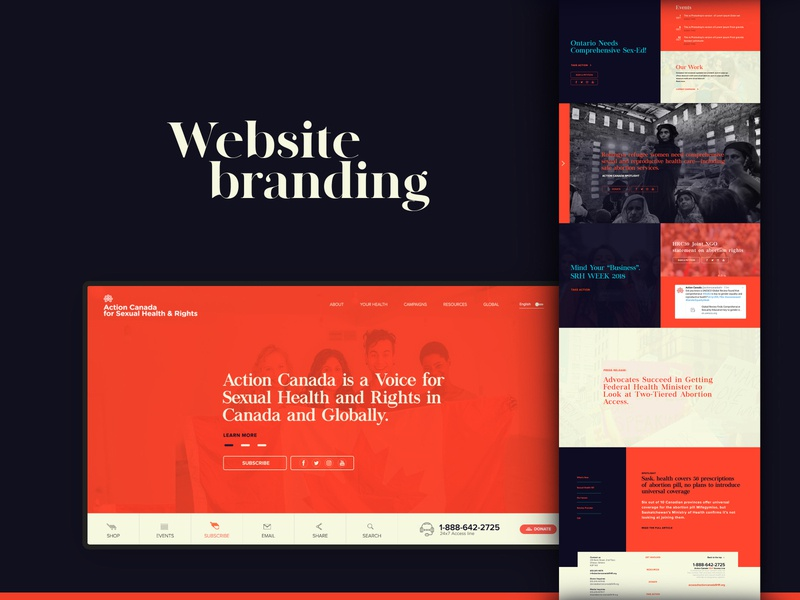 A homepage proposal homepage flat web typography ux design design ux ui website design