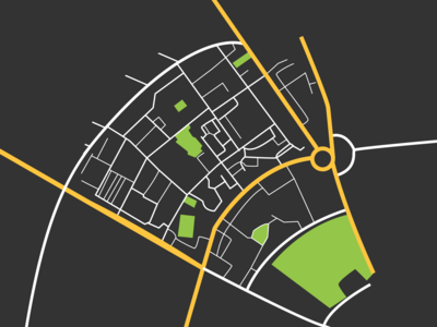 Inktober- Day 28- Map