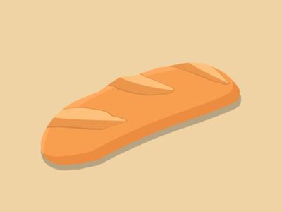 Inktober- Day 30- Bread