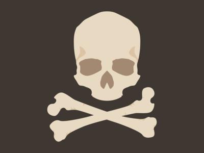 Inktober- Day 31- Bones