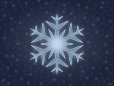 Vectober Day 11 - Snow snowflake snow series inktober2019 flat illustration flat inktober adobe illustrator design vector adobe illustrator illustration