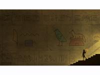 The underworld of Anubis