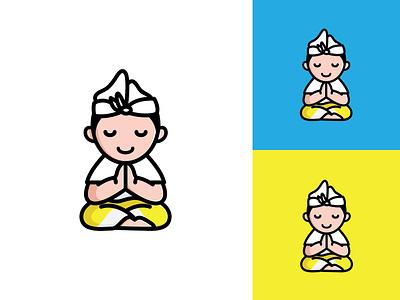 Happy galungan dan Kuningan's day | Illustration flat design religion beautiful indonesia logodesign maskot logo hinduism temple icon logo design illustration artwork vector logodaily graphic deisgn branding creative bali logo maskot
