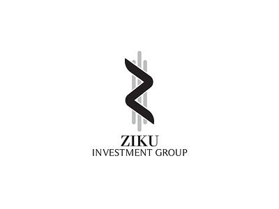 Ziku Investmen Group | Logo investement group z logo cool logo white investement deigner typogaphy lettermark graphc badge icon logo design illustration artwork vector logo logodaily graphic deisgn creative branding