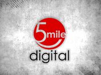 Logo Design - 5mile Digital