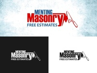 Logo Design - Menting Masonry