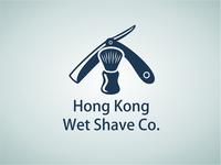 Logo Design - Hong Kong Wet Shave