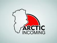 Logo Design - Arctic Incoming