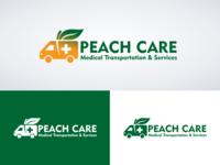 Logo Design - Peach Care