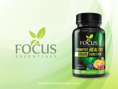 Logo design - Focus Essentials