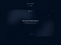 UAVs website concept