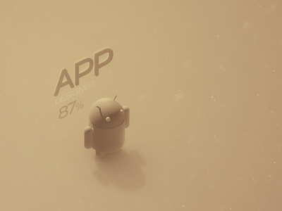 Android App Design Character