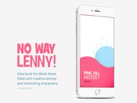 No Way Lenny iBook