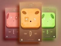 Cuddly Vitamins App in development!!