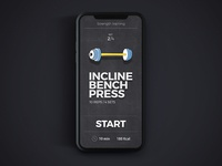 Gym Training app