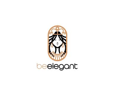 Be Elegant brand identity logo design identity brand and identity logo brand identity brand
