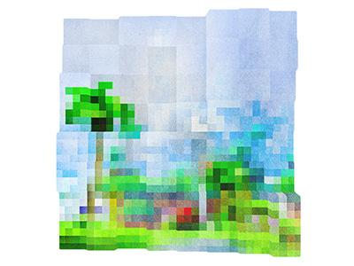 Happy Pixels (Designers.MX Playlist) designers.mx mix happy pixels 3d music ambient gaming nostalgia