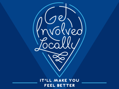 Get Involved Locally