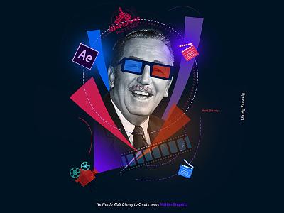 Hiring Campaign motion media social desiny walt photoshop illustrator hiring design graphic campaign