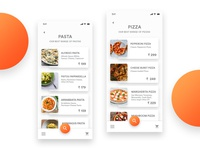 Restaurant App UI/UX