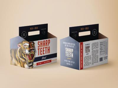 Sharp Teeth 6-Pack