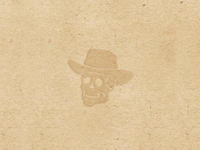 Legends never die embossed cowboy hat cowboy skeleton skull