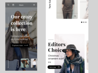 Mobile fashion store