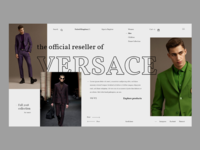 Versace Reseller