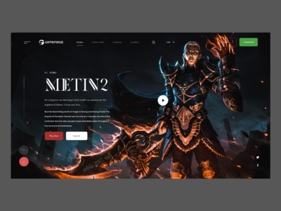 Metin2 designs, themes, templates and downloadable graphic