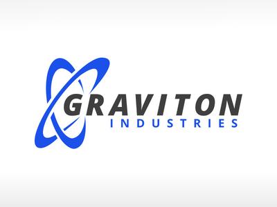 Graviton Branding branding logo space aerospace